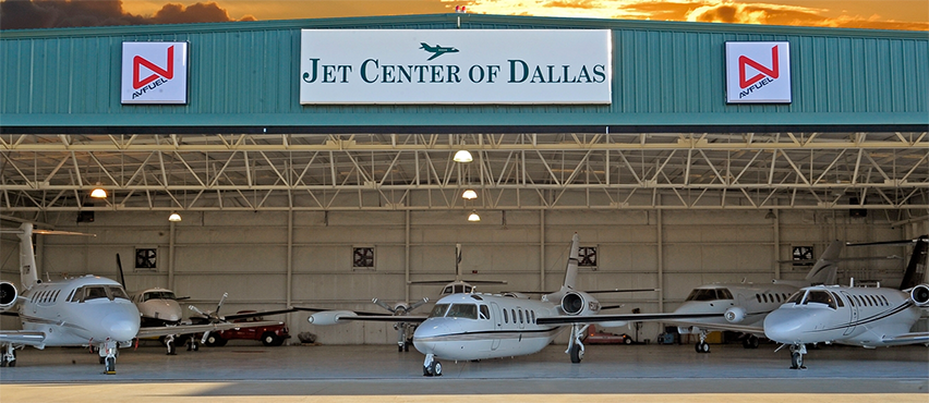Hangar Complex
